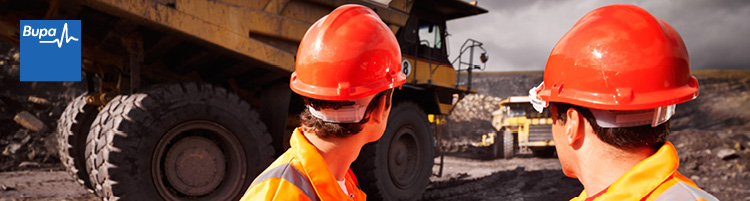 Mining and exploration health insurance